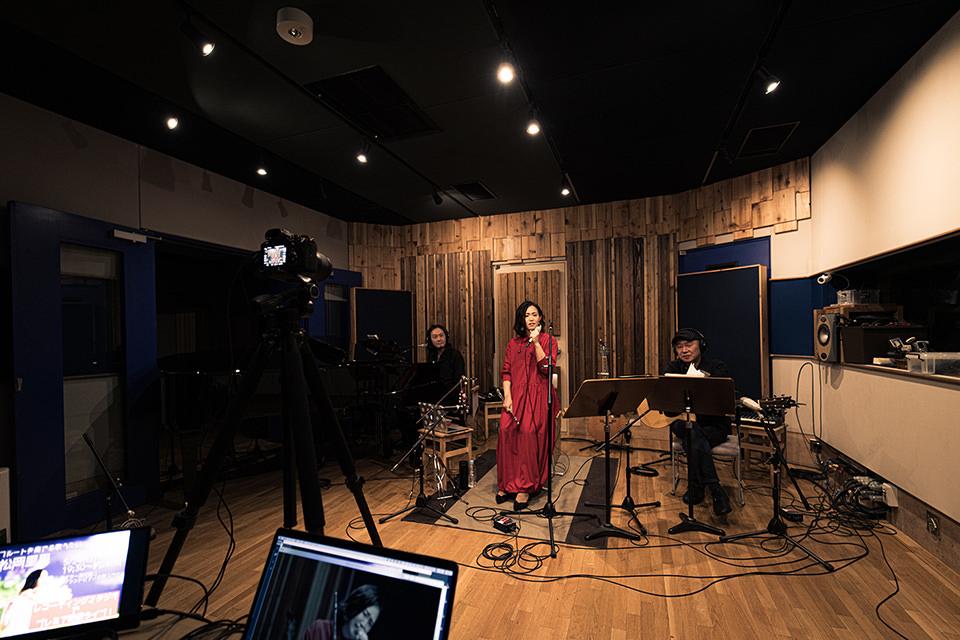 Volta Studio Recording